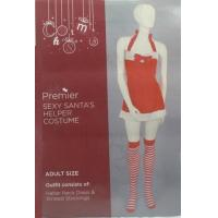 Christmas PL102265 Sexy Santas Helper Costume - Adult Size